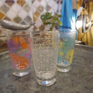イタリアグラフィックグラス 全3種|abracadabra