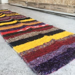 スペイン ハラパラグマット ロング タイプB|abracadabra