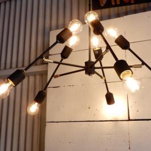 フリントロップ10灯ランプ|abracadabra