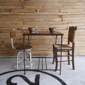 シーシャムウッドダイニングテーブル|abracadabra