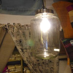 ガラスジャーランプ|abracadabra