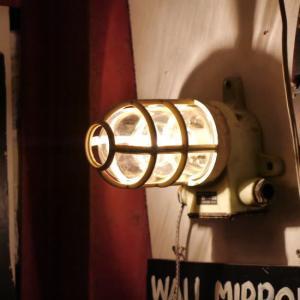 ヴィンテージシップランプ 全2種|abracadabra