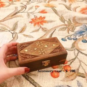 シーシャムウッドボックス タイプB|abracadabra