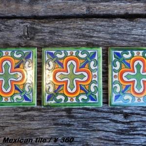 メキシコタイル クロス|abracadabra
