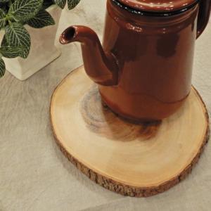 アカシア鍋敷き|abracadabra