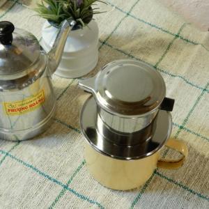 ベトナムコーヒーフィルター ステンレス|abracadabra
