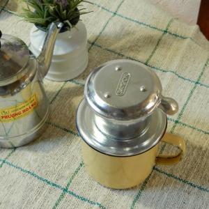 ベトナムコーヒーフィルター アルミ|abracadabra