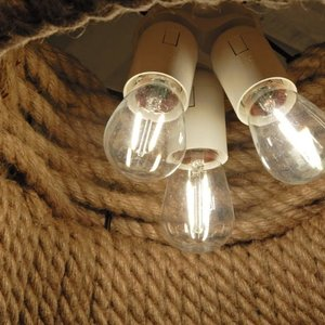 TOPANGA LIGHTING 3分岐変換ソケット E26|abracadabra