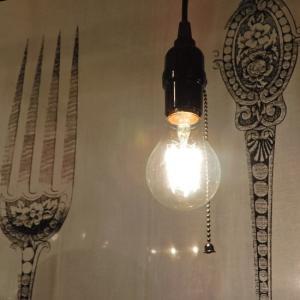 TOPANGA LIGHTING ブラックペンダントコード プルスイッチタイプ|abracadabra