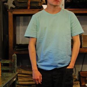 TOPANGA fashion グラデーションTシャツ ブルー(メール便可)|abracadabra