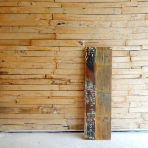 TOPANGA リサイクルウッド天板 120x35cm 【送料無料】|abracadabra