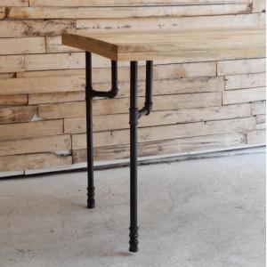 TOPANGA INTERIOR ウォーターパイプ テーブル脚 H72cm|abracadabra