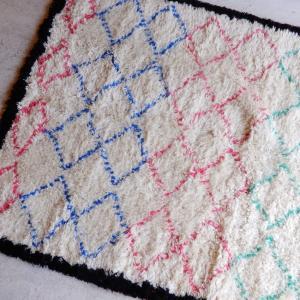TOPANGA INTERIOR 手織りのウールラグ 160×240cm|abracadabra