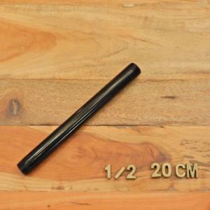 SIZE 全長 約20cm  ※1/2インチ仕様 こちらはパイプ1本ずつでの ご紹介です  MATE...