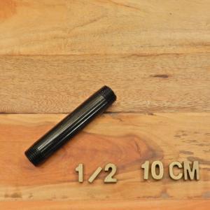 SIZE 全長 約10cm  ※1/2インチ仕様 こちらはパイプ1本ずつでの ご紹介です  MATE...