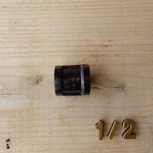 SIZE 写真を参照ください  ※1/2インチ仕様 こちらはパーツ 1個ずつでのご紹介です 付属品は...