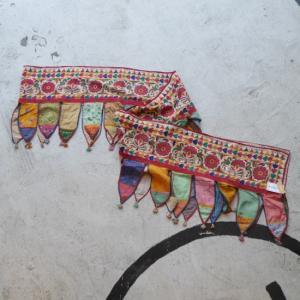 カッチ刺繍テンプルウォールハンギング|abracadabra