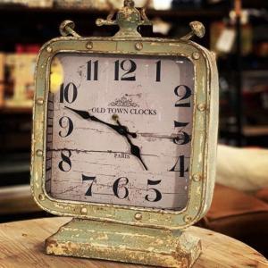 Retro Stand Clock|abracadabra
