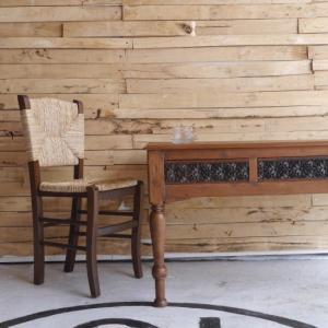 アンティークテーブル 125cm|abracadabra
