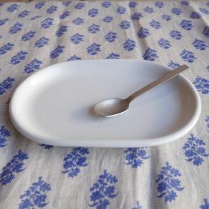 美濃焼 料理を美味しく見せるミルクプレート|abracadabra