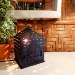 小さな家のオブジェランプ|abracadabra
