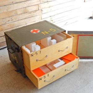 チェコ軍 メディカルボックス N-5|abracadabra