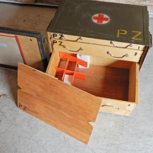 チェコ軍 メディカルボックス PZ-1 abracadabra