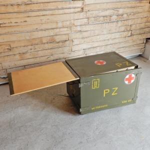 チェコ軍 メディカルボックス PZ-2 abracadabra