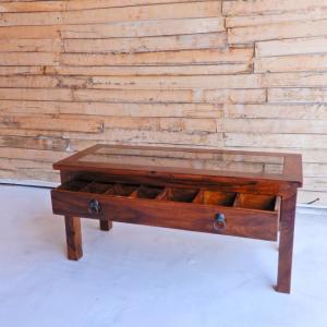 シーシャムウッド コレクションローテーブル