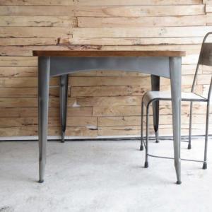 マンゴーウッド スクエアダイニングテーブル80cm|abracadabra