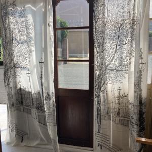 ランドスケープ カーテン 110×180cm ロンドン|abracadabra