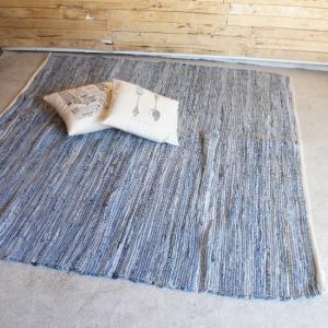 デニムチャンディラグ 正方形 LL 180×180cm|abracadabra