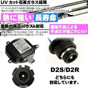送料無料 ポイント10倍 D2C/D2S/D2R HIDバルブ 純正交換用HID D2バルブ2本入 35WHID D2 3000K/4300K/6000K/8000K/10000K/12000K HID D2バーナー sale as60464K|absolute|02