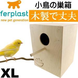 レビューで粗品付 小鳥の巣箱NIDO EXTRA LARGE フック付ケージに掛けるだけの鳥の巣箱 簡単設置ペット用品鳥の巣箱 鳥も喜ぶ鳥の巣箱 Fa5131|absolute