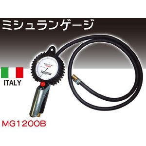 ミシュランゲージ1200Kpa 測りながら空気圧調整可能 MG1200B|absolute