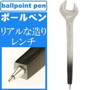 sale 送料無料 ボールペン レンチ 重量感あるリアルな作りのボールペン 持ちやすいオシャレ ボールペン ユニークなボールペン 便利なボールペン Sp131|absolute