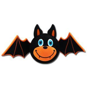 ハロウィン バット アンテナボール アンテナトッパー 車 目印 カスタム 蝙蝠 コウモリ かわいい USA アメ雑 定形外|abspec