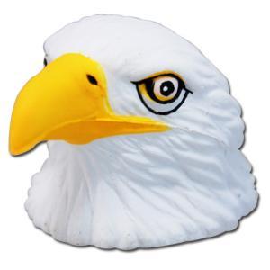 イーグル USA ロゴ ブルー アンテナボール アンテナトッパー 車 目印 カスタム 猛禽類 鷲 鷹 アメ雑 定形外|abspec
