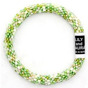 リリーアンドローラ ブレスレット(Lily and Laura Bracelets)【正規品】 Green Goddess|abterrace