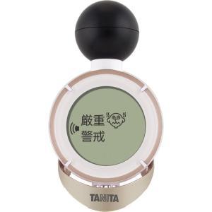 タニタ黒球式熱中症指数計TC200 ゴールド【12個まとめ売り1個あたり約2500円】|abundance-wholesale