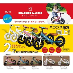 ペダル無自転車 「ちゃりんこマスター」 まとめ売り  #ペダル無し自転車 #自転車 #ホビー #アウトドア #保育所遊具 abundance