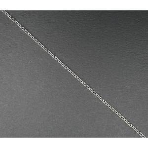 ステンレス アズキチェーン 1.5mm幅 シルバーカラー 長さを選べる 45cm・50cm 5-sta08|ac-jewel