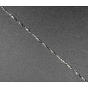 ステンレス アズキチェーン 1mm幅 シルバーカラー 長さを選べる 45cm・50cm 5-sta09|ac-jewel