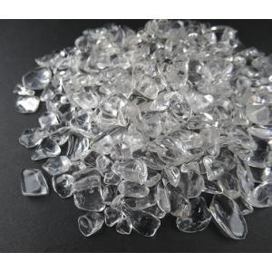 AAAヒマラヤ水晶さざれ 1パック100g 天然石 パワーストーン 高品質 sazare-hima3 激安通販ショッピング