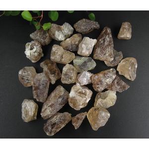 最安値に挑戦 ヒマラヤ産 ハニーブラウントパーズ原石2〜3個セット こちらでお選びいたします 繁栄の石 感謝価格 創造性と豊かさ topaz107