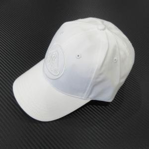 ロータス ロゴキャップ 帽子 白