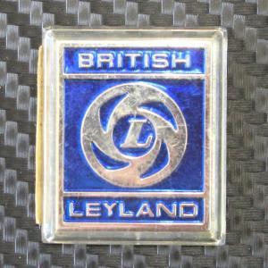 ヴィンテージ BRITISH LEYLAND バッジ / NEW OLD STOCK ac-minds-aj