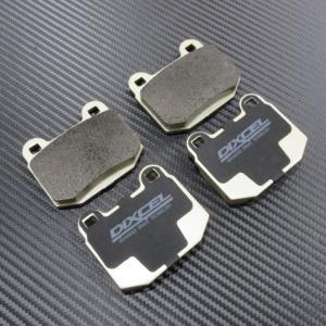 ディクセル DIXCEL ブレーキパッド M-type フロント用 ダスト低減 / LOTUS ELISE|ac-minds-aj