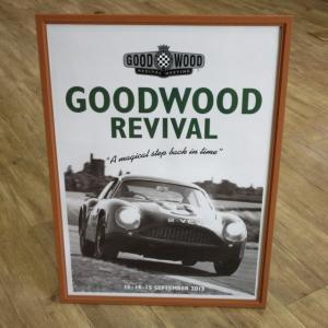 GOODWOOD Revival グッドウッド リバイバル 2013 ポスター ac-minds-aj