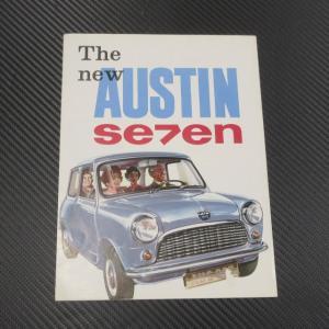 AUSTIN seven オースチン セブン カタログ Publication No.1792/A ac-minds-aj